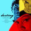 Cognitive Dissonance :: Kirk + Spock + Uhura