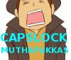 CAPSLOCK ICON