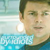 McCoy/surrounded by idiots by topazera