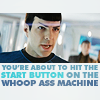 beah: trek love to press spock's buttons
