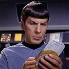 Spock fascinated