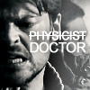 rogue equestrian: ST:: McCoy Doctor not physicist