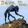 fififolle: Primeval - Dave on tour