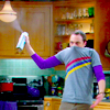 Maeve: BBT: Sheldon Disinfects