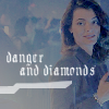 Lilah Morgan: Danger and Diamonds