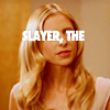 Buffy Summers: confidence