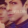 Star Trek--Spock--double