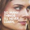 ♫: BO; B: so many things i'll never learn