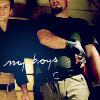 firefly - mal/jayne my boys