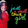 glee-rachel-smalltown girl