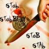 No fandom - fail - stab stabbity, stab stabbity