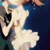 Shizuma/Nagisa - underwater kiss