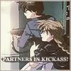 Heero Yuy: partners in kickass