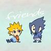 Friends - Naruto and Sasuke
