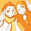 Nayru: Persona: Ryoji+Yosuke= Epic Bromance