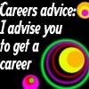 career advice by ??