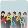 arashi ♪ colorblind rainbow