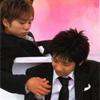 Moriah: Arashi- Sakumiya Holding Hands
