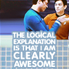 Star Trek I am clearly awesome