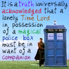 tardis_stowaway: in want of a companion