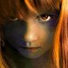 злая рыжая девочка