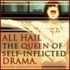 Matsuda drama queen