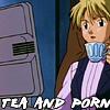Quatre tea and porn
