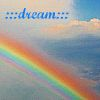 misc rainbow dream