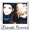 Clack Polaroid-Friends Forever