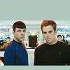 movies: spock & kirk