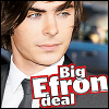 Troll St. Troll: big efron deal