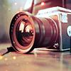 mood: photo camera
