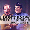 Star Trek Boob Grab