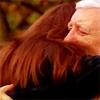Hugging Donna