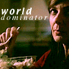 Lisa: [sorkin] cj world dominator