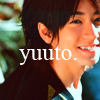 shizuu: y u u t o  ♥