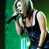 angela: Music: Kelly Clarkson - Performing