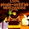 Avatar: Pirate-Certified Merchandise