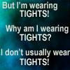 Bennie's Tights