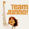 I'm in TEAM JUNNO! 8D