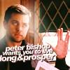 Fringe - Peter - Live Long & Prosper