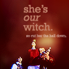 mandamoo♥: Firefly // She's Our Witch