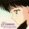 Rei dreamer, thinking