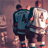 Meaghan: Manitoba Moose: Luc Bourdon Tribute
