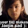 Jillian || 진옥: Jaejin: sad
