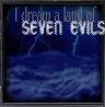 evils, seven, dream, lightning, clouds