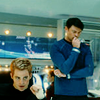 ST-Kirk/McCoy-Kirk likes the big chair