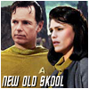 star trek (pike/number one new old skool
