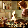 Darcy: willow - what's cooking? (thanks to laur