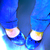 Luna: Luna_61-Blue Shoes